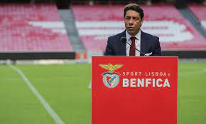 Benfica appoint Portugal football legend Rui Costa as new president