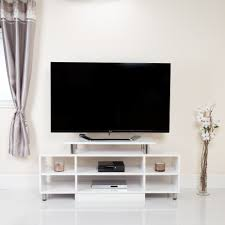 White Gloss Furniture For Living Room Http Abreocouk Living Room Furniture Modern Tv Stands 6 Shelf
