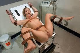 Bondage om gyn chair