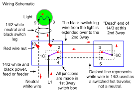 3 way switch wiring methods dead end and radical s3 compare the wiring schematic above the photo below 1 and 6 are the common terminals l1 is the incoming hot feed