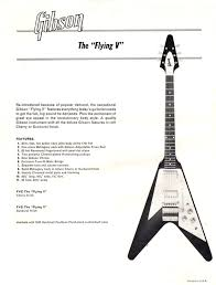 the 1967 1971 gibson flying v website home pictured below the gibson dealer price list from 1 1967 on page 8 it shows the flying v and its price