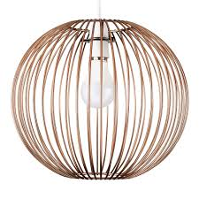 details about industrial style wire ball non electric basket ceiling cage light pendant shade