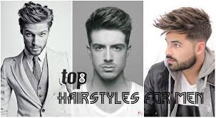 Designers New Haircut Top 8 Best Hairstyles For Men 2018 Designs And Haircuts Names