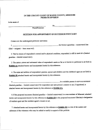 Appointment Letter Doc Forms And Templates Fillable Printable