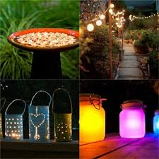 diy outdoor lighting. 28 Stunning DIY Outdoor Lighting Ideas ( \u0026 So Easy! ) - A Piece Of Rainbow Diy