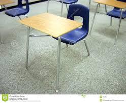 school desk in classroom. Simple School School Desk For In Classroom