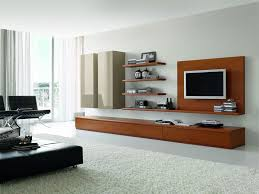 Furniture  Marvelous Built In Living Room Cabinets With Polished - Livingroom cabinets