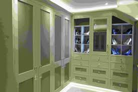Bedroom Design With Walk In Closet Fascinating Walk In Wardrobe Designs Small Space Design For