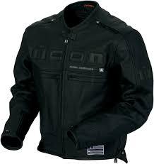 icon motorhead skull leather jacket