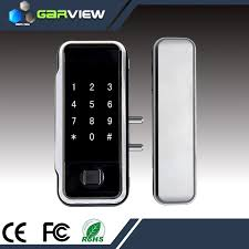 electronic door locks for homes fingerprint card password