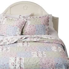Simply Shabby Chic® Ditsy Patchwork Quilt - Pink | Home is Where ... & Simply Shabby Chic® Ditsy Patchwork Quilt - Pink Adamdwight.com