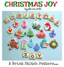 Brick Stitch Patterns Gorgeous BRICK STITCH Patterns Julie Ann Smith
