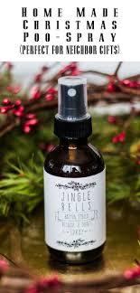 diy poo spray pourri home made essential oils blends