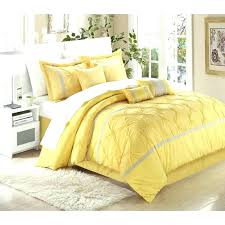 yellow solid comforter bright and grey bedding sets comforters other styles