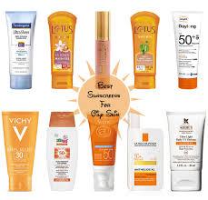 best sunscreens for oily skin best matte sunscreen