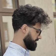 Degrade Pour Cheveux Boucles Homme