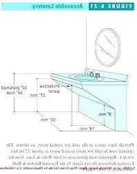 ada sink cabinet sink requirements kitchen sink cabinet requirements knee clearance compliant sink height sink requirements