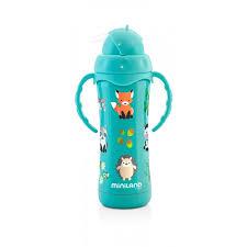 Термопоильник с <b>трубочкой</b> Thermobaby Aqua, 240 мл | Купить с ...