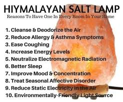 Himalayan Salt Lamp Benefits Research Magnificent Himalayan Salt Lamp Benefits Research Prepossessing Health Benefits