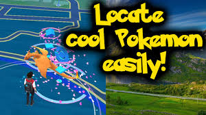 how to locate cool pokemon from the radar pokemon go 8