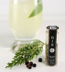 bathtub gin no 9 vodka infusion