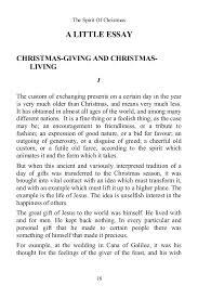 the spirit of christmas by henry van dyke ebook 17 18 the spirit of christmas a little essay