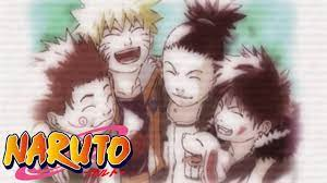 Naruto - Ending 11 | Because You are With Me - YouTube