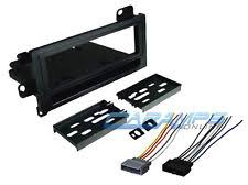 jeep cherokee wiring harness new car stereo radio kit dash installation mounting trim bezel w wiring harness fits