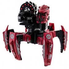 <b>Радиоуправляемые боевые роботы</b>