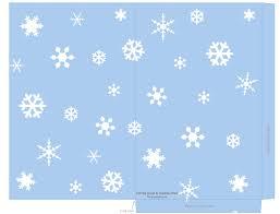 printable templates holiday snowflake gift tags treat and snowflake holiday treat gift bag on powder blue sky