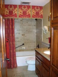 Shower Curtain with Valance traditional-bathroom