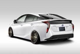 2016 Toyota Prius Getting Hellaflush Body Kit from Kuhl Racing ...