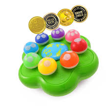 mushroom garden interactive educational light up toddler toys best learning neovab2953 toys games