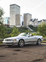 Proving Just How Modern Classics Can Be In A 2002 Mercedes-Benz ...