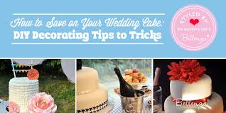 Budget Friendly Cakes For Small Weddings Tips Tricks Creative