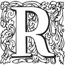 Small Picture Kids Learn Capital Letter R Coloring Page Bulk Color