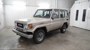 land cruisers direct vehicle inventory 1988 toyota land cruiser bj74 lx 2911