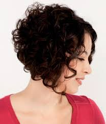 Hair Style Wedge fullness for curly hair with an aline cut stacked bob or wedge cut 2930 by stevesalt.us
