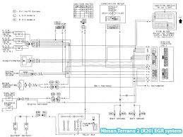 2006 nissan terrano 2 r20 egr system wiring diagram 2006 nissan terrano 2 r20 egr system wiring diagram