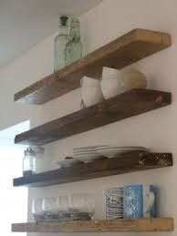 Floating Shelves Ireland Mahogany Floating Shelves Foter 25