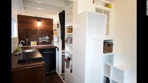 tiny house kitchen appliances. The House Includes A Working Kitchen With Small-scale Appliances, Including Fridge And Tiny Appliances