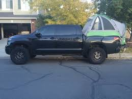 Truck bed tent   Toyota Tundra Forum