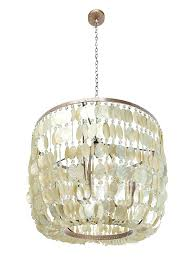 capiz pendant light shell lamp uk shade