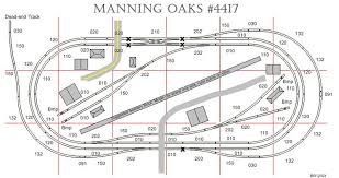 wiring kato track plan manning oaks 4417 new railway image