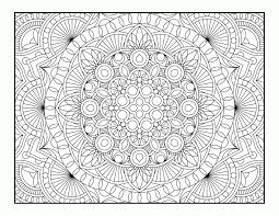 Sacred Geometry Coloring Page Adult Coloring Pages Gianfredanet