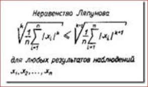 Создание науки об устойчивости движения статьи об истории  В 1903 году Ляпунов публикует работу Исследования по теории фигур небесных тел где доказано существование фигур равновесия близких к сфере в случае