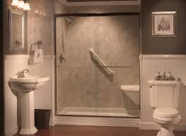 full size of bathroom replace bathtub with shower shining how much to replace bathtub with