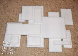 abstract how to make styrofoam wall art white tutorial abstract simple bundle one and all to
