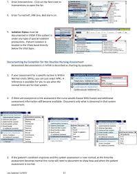 Inpatient Cerner Navigation And Documentation For Nursing