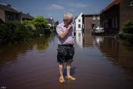 جريدة الرياض | ارتفاع عدد قتلى فيضانات ألمانيا وبلجيكا إلى 168